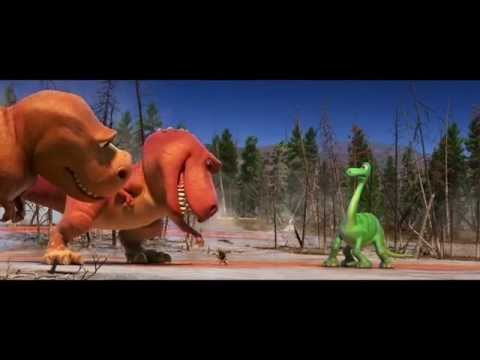 The Good Dinosaur Trailer 3 - Pixar Animation