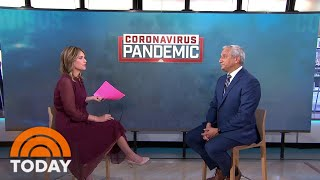 In collaboration with Facebook, NBC News medical correspondent Dr. John Torres, investigative and consumer correspondent Vicky Nguyen and NBC News senior business correspondent Stephanie Ruhle answer TODAY viewers' questions about the coronavirus, such as: Can you get it twice? » Subscribe to TODAY: http://on.today.com/SubscribeToTODAY » Watch the latest from TODAY: http://bit.ly/LatestTODAY  About: TODAY brings you the latest headlines and expert tips on money, health and parenting. We wake up every morning to give you and your family all you need to start your day. If it matters to you, it matters to us. We are in the people business. Subscribe to our channel for exclusive TODAY archival footage & our original web series.    Connect with TODAY Online! Visit TODAY's Website: http://on.today.com/ReadTODAY Find TODAY on Facebook: http://on.today.com/LikeTODAY Follow TODAY on Twitter: http://on.today.com/FollowTODAY Follow TODAY on Instagram: http://on.today.com/InstaTODAY Follow TODAY on Pinterest: http://on.today.com/PinTODAY  #Coronavirus #JohnTorres #TodayShow  TODAY Coronavirus Experts Answer Your Questions: Can You Get It Twice? | TODAY
