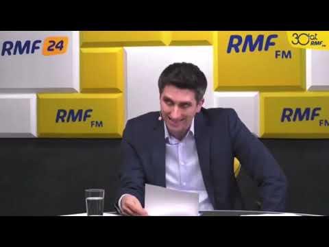 Radosław Fogiel z PiS zmasakrowany w RMF o promesach dla gmin bez pokrycia