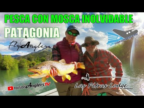 Pesca con Mosca Inolvidable en Patagonia con Las Pitras Lodge, PATAGONIA, Vol.3