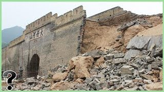 What If The Great Wall Of China Was Attacked?