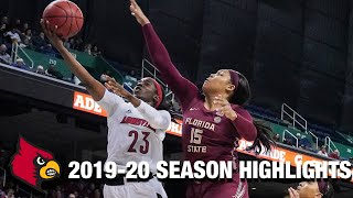 Jazmine Jones 2019-20 Season Highlights | Louisville Guard