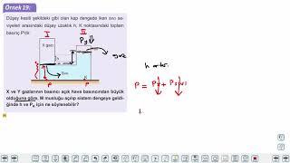Eğitim Vadisi TYT Fizik 6.Föy Basınç 3 Konu Anlatım Videoları