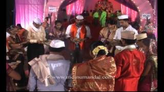 preview picture of video 'Live Homam-Havan (Mhada Colony, Mulund East)'
