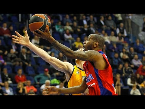 Highlights: CSKA Moscow-Alba Berlin