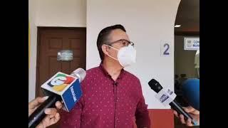 Alcalde Abraham Rivera llevara operativos para revisar protocolos contra Covid-19
