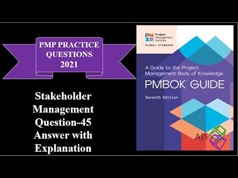 PMP Project Management: Practice Questions - YouTube