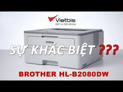 Khám phá Brother HL-B2080dw , dòng máy in đơn năng dành cho doanh nghiệp