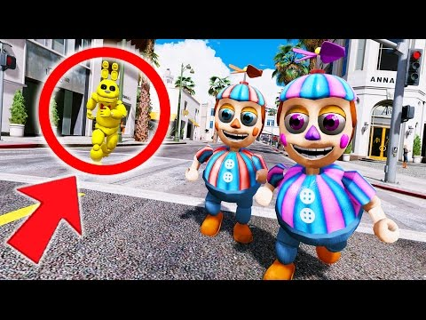 PUPPET MASTER & MANGLE WILL EAT ME ALIVE! FNAF TYCOON