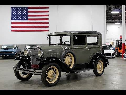 Video of '31 Model A - Q5WS