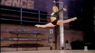 Kelly MacCoy- So You Think You Can Dance Season 11 Audition
