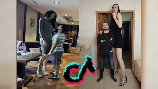 The Tallest Girls On TikTok - You Will Be Shocked