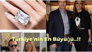 Türkiye'nin En Büyüğü..!! olan Bahar Şer Pırlanta Yüzüğü İle Dostu Düşmanı Çatlatıyor..!