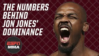 Jon Jones has dominated on his way to UFC greatness | UFC 247 | ESPN MMA
