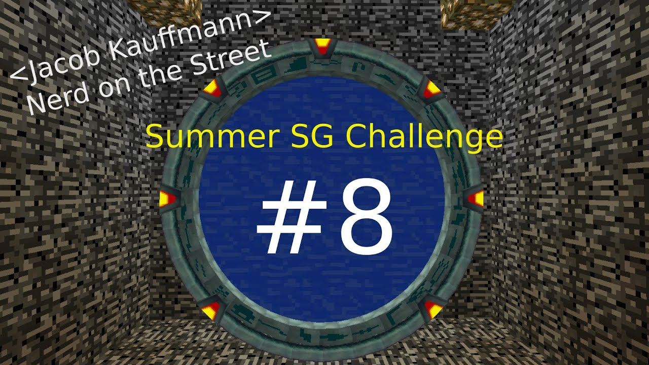 Episode 8 - Summer SG Challenge