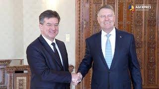 Ministrul slovac al Afacerilor Externe - în vizită la Bucureşti