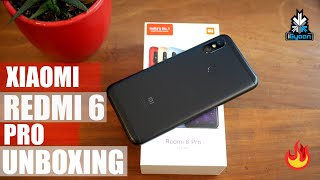 Xiaomi Mi A2 Lite (Redmi 6 Pro) Unboxing And Hands On