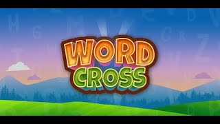Cross Words Puzzle Game