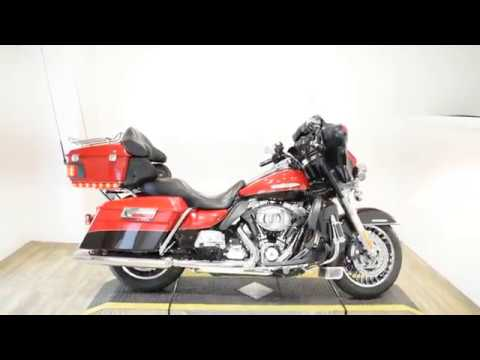 2011 Harley-Davidson Electra Glide® Ultra Limited in Wauconda, Illinois - Video 1