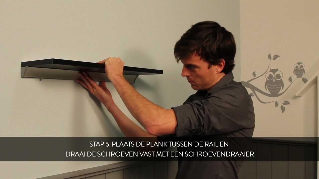 HOW TO: Duraline rail monteren