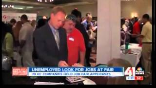 Hundreds Of Jobs At KC Job Fair