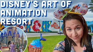 Disneys Art Of Animation Resort - Walt Disney World