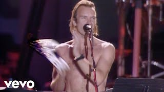 Sting   Don't Stand So Close To Me (Live)