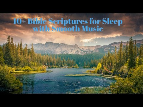 Sleep to the Bible: Psalms 110-118 read out in a whisper