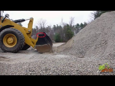 How To: Get a Full Bucket of Dirt In A Wheel Loader