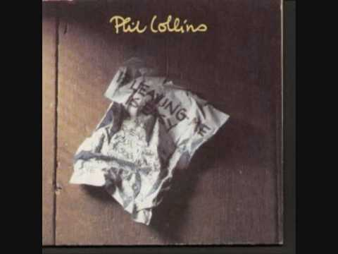 Phil Collins - If leaving me is easy (1981)