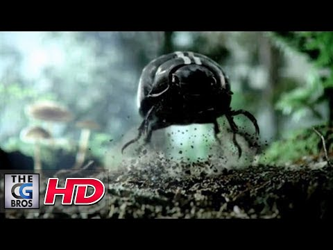 "CGI VFX Spot :  ""Black Beetle"" by – The MILL"