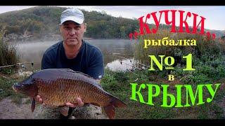 Рыбалка и отдых на озерах в севастополе
