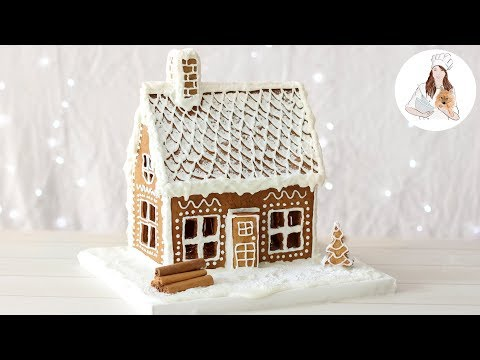 Gingerbread House Recipe | How To Make A Gingerbread House Mp3