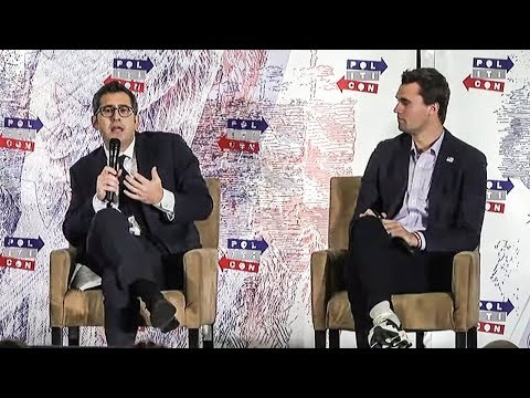 Sam Seder Goes Head To Head With Charlie Kirk At Politicon Debate