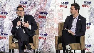 Sam Seder Goes Head To Head With Charlie Kirk At Politicon Debate
