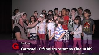 Estreia hoje Carrossel - O filme no Cine Teatro 14 Bis de Guaxupé