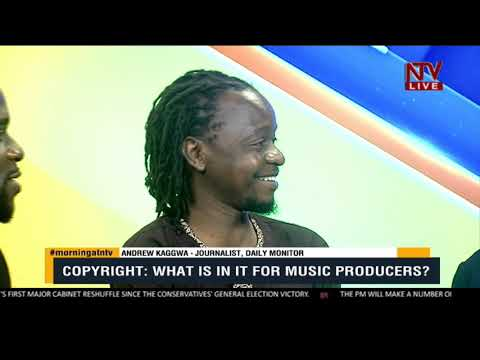 TAKE NOTE: Copyright - What is in it for music producers?