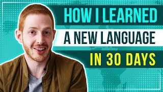 How To Learn a New Language in 30 Days (Including Best Apps & Resources for 2020)