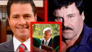 Peña Nieto le pidió al 'Chapo' asesinar a López Obrador: Abogado