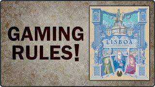 Gaming Rules! - Lisboa Full Rules Video