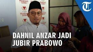 Ditunjuk Jadi Jubir Prabowo dan Kader Gerindra, Ini Pengakuan Dahnil Anzar