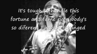 Joe Walsh - Lifes Been Good W Lyrics