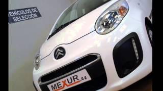 Video Citroën C1 Automóviles Mexur