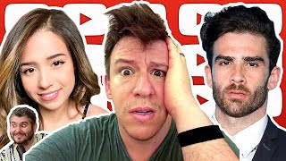 What This Hasan Piker Scandal Really Exposed, Pokimane, Ethan Klein, Pfizer FDA Approved, & More