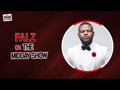 Falz Talks This Is Nigeria, The Falz Experience & More!