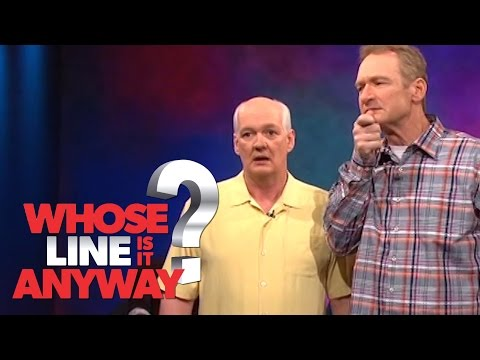 Zvukové efekty: Robotí invaze u zubaře - Whose Line Is It Anyway?