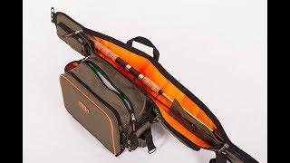 9834 поясная сумка чехол для удилища