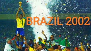 Все голы сборной Бразилии 2002 Чемпионат мира FIFA World Cup 2002