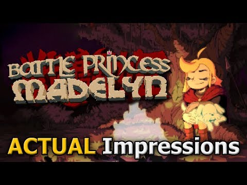Battle Princess Madelyn (ACTUAL Impressions) video thumbnail