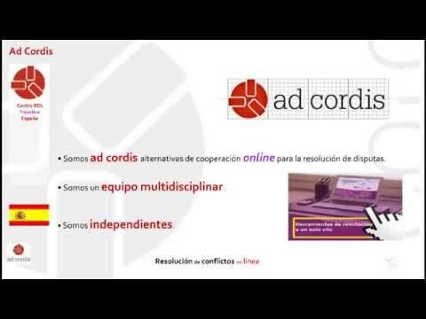 Video de ABOGADO MEDIADOR CIUDAD REAL antonio j. almarza - coordinador de ad cordis